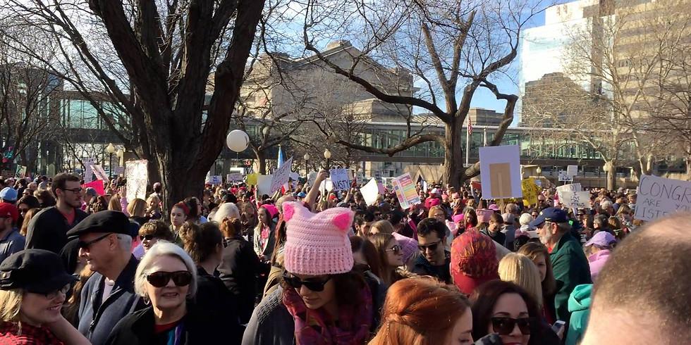 Marching Forward/Pushing Back in Greater Kansas City