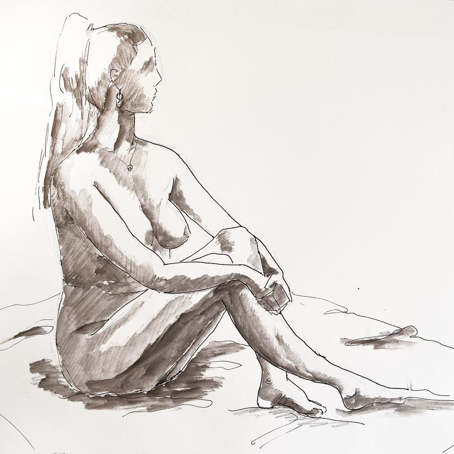 Life drawing #18