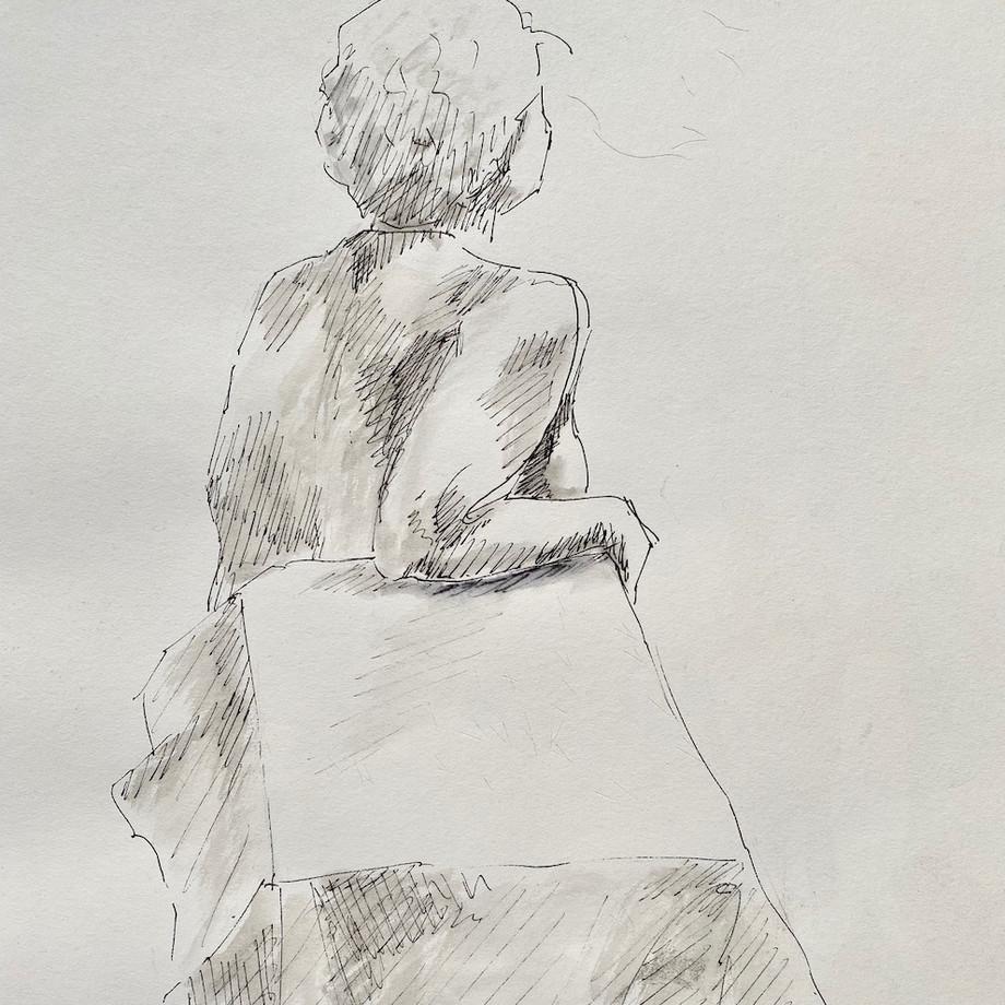 Life drawing #11