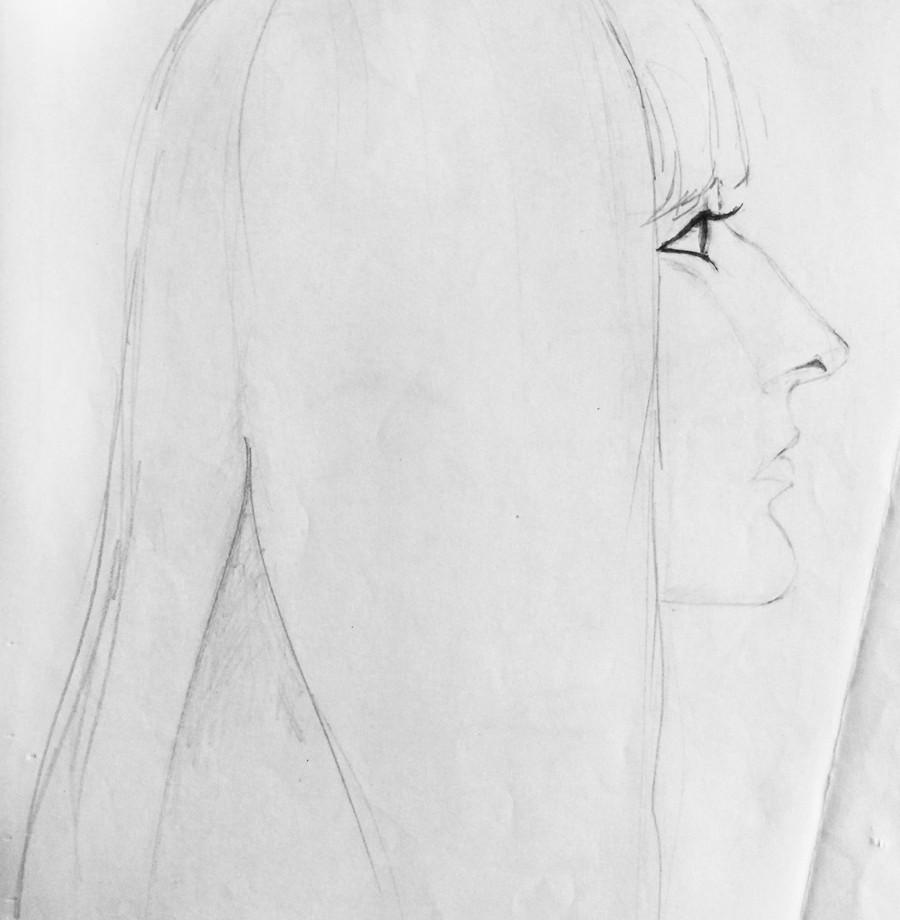 Life drawing #22