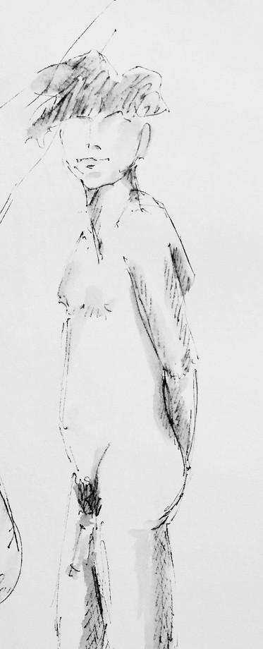 Life drawing #17