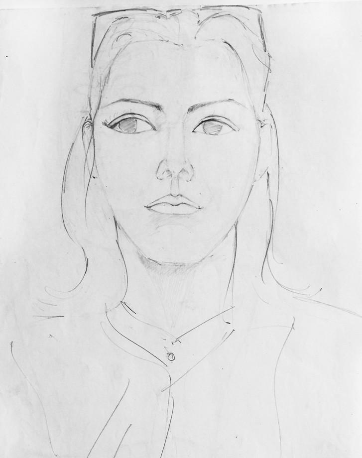 Life drawing #16