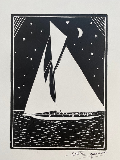 Sailing by night