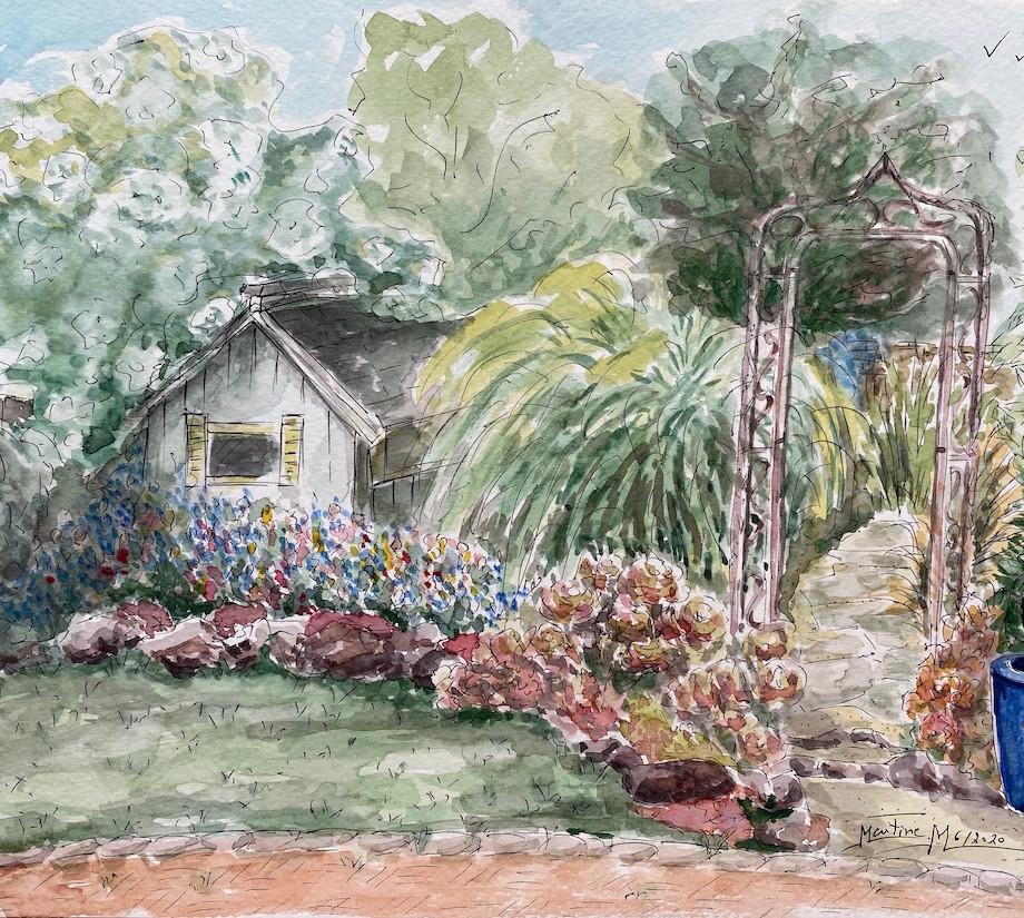 Spring in Pasatiempo