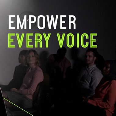 Shure 'Every-Voice' for Transmission