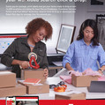 The Royal Mail 'Postage That Fits Around You'  for MBA