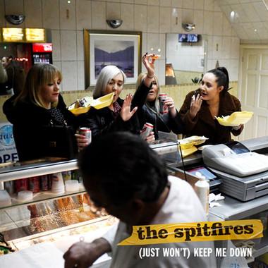 The Spitfires 'Keep Me Down' for Acid Jazz