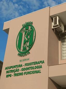Fachada Clínica Paulista
