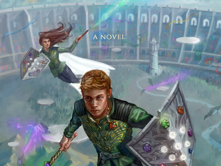 The Games of Ganthrea Cover has Arrived!