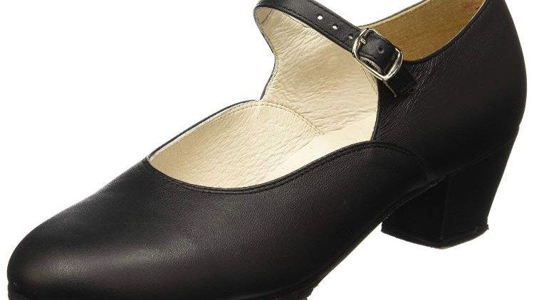 Zapato Español con hules y clavos
