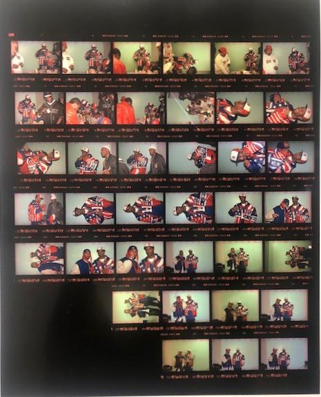 Dipset shot by Eric Johnson in Harlem