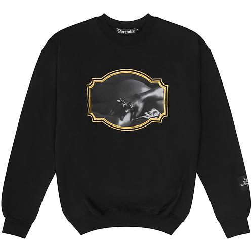 'Bodied' Crewneck Sweatshirt
