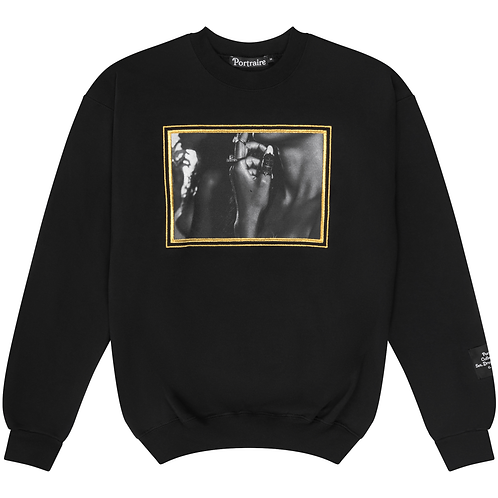 'Girl In Mirror' Crewneck Sweatshirt