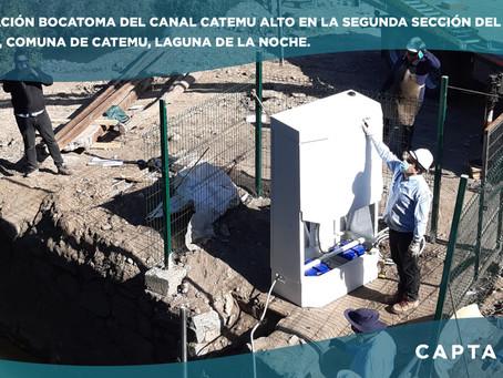 🔩Nuevo Proyecto de Automatización de Compuertas para el Canal Catemu Alto🔩