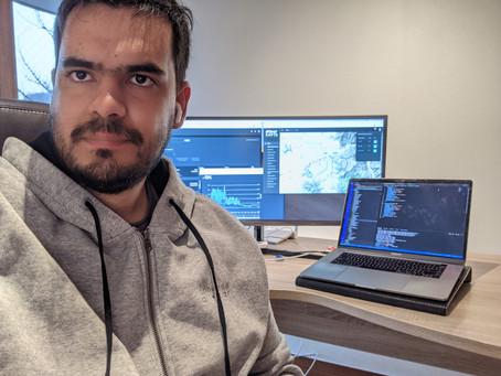 Foco Equipo Capta Hydro: Rodrigo Pavez / Software Engineering / Nuevo head of Software