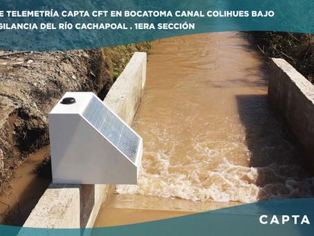 Proyecto Capta Hydro - CFT Canal Colihues Bajo