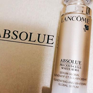 Lancome Absolue Precious Cells Serum 極致完美純白精華素