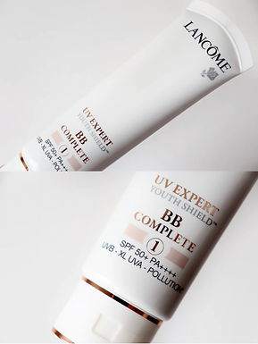 Lancome UV EXPERT YOUTH SHIELD™ BB COMPLETE 01  全方位抗禦防曬升級BB底霜 SPF 50 / PA ++++