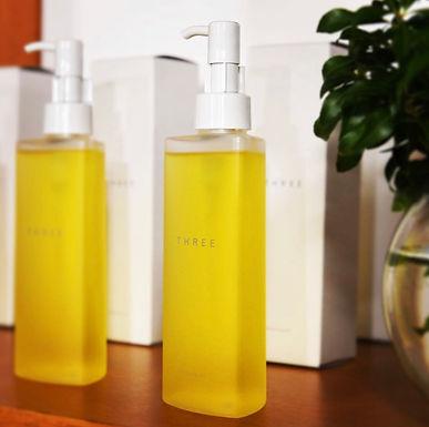 THREE Cleansing Oil 肌能潔膚油
