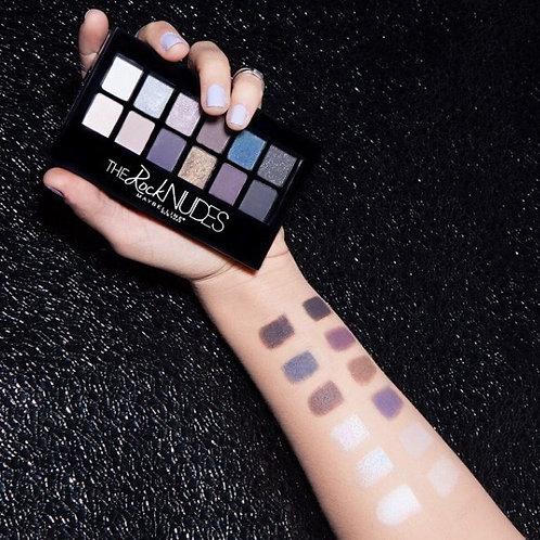 Maybelline Eye Shadow Palette - The Rock Nudes 搖滾時尚