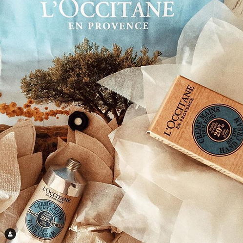 L'OCCITANE  Shea Butter Hand Cream 乳木果潤手霜