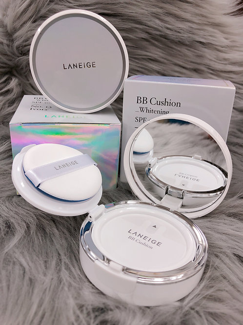 LANEIGE BB Cushion_Whitening SPF50+ PA+++ 水感亮白BB Cushion霜