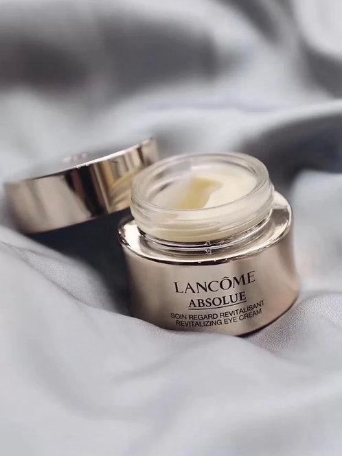 Lancome Absolue Eye Cream 極緻完美玫瑰眼霜