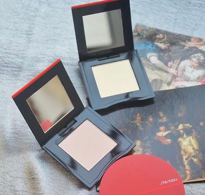 Shiseido InnerGlow Cheek Powder  炫光粉霜胭脂
