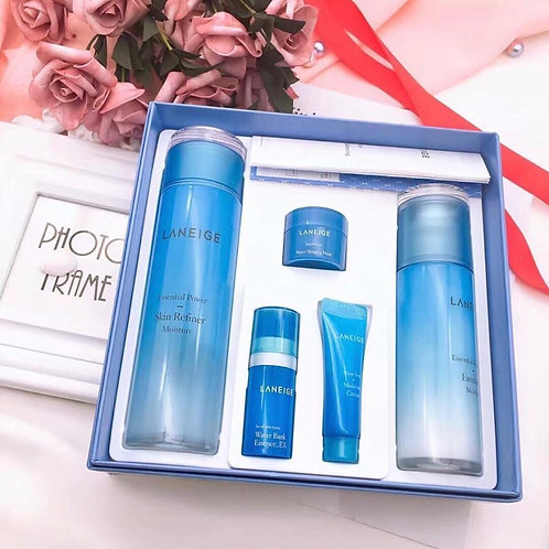 LANEIGE Basic Duo Set - Light / Moisture  輕盈清爽 / 深層水潤套裝