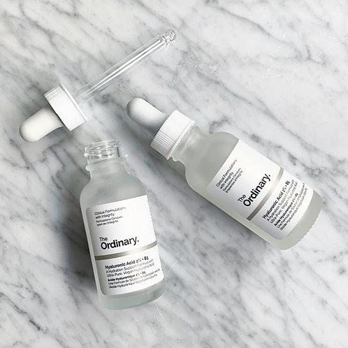 The Ordinary Hyaluronic Acid 2% +B5 透明質酸補水