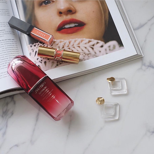 Shiseido Ultimune Power Infusing Concentrate 紅妍肌活免疫再生精華