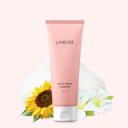 LANEIGE Moist Cream Cleanser 溫和水嫩潔面乳