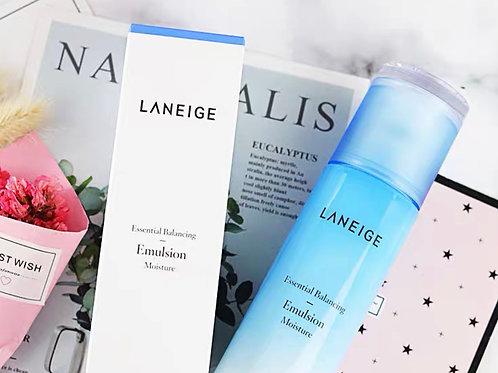 LANEIGE Essential Balancing Emulsion 蘭芝水潤補濕液