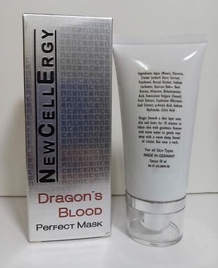 New Cell Ergy Dragon's Blood Perfect Mask 龍液全效美肌面膜