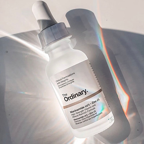 The Ordinary  Niacinamide 10%+Zinc 1% 煙氨酸精華