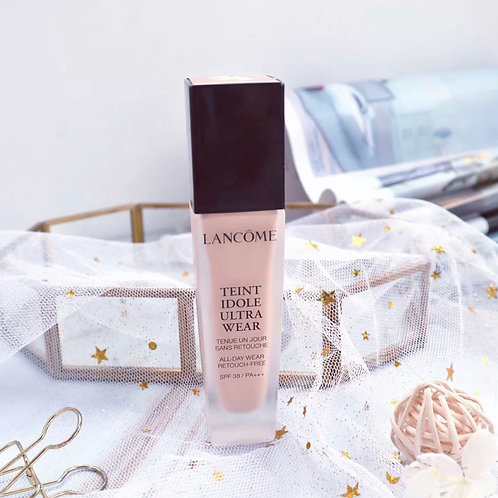 Lancome Teint Idole Ultra Wear Liquid Foundation 極致持妝輕透粉底液 SPF38/PA+++