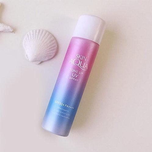 Sunplay Skin Aqua Tone Up UV Spray SPF 50/PA++++ 美肌亮膚防曬噴霧