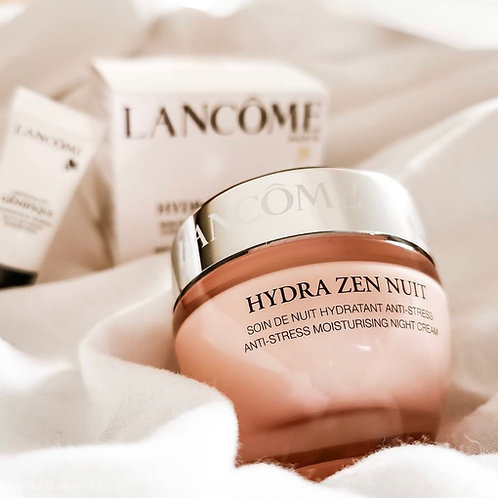 Lancome HYDRA ZEN NIGHT CREAM 舒緩抗壓保濕晚霜