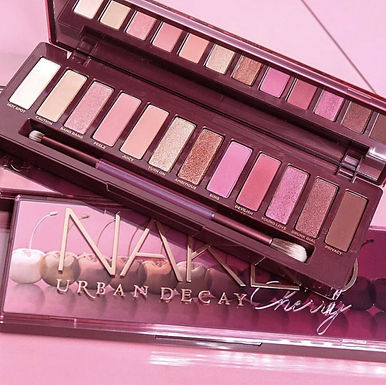 URBAN DECAY NAKED CHERRY 眼影組合