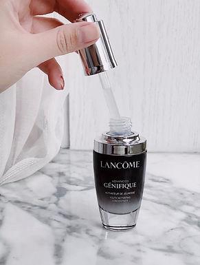 Lancome Advanced Génifique  升級版嫩肌活膚精華