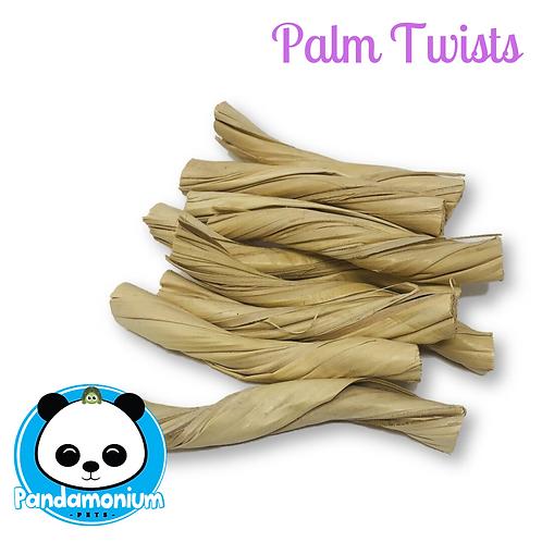 Natural Palm Twists