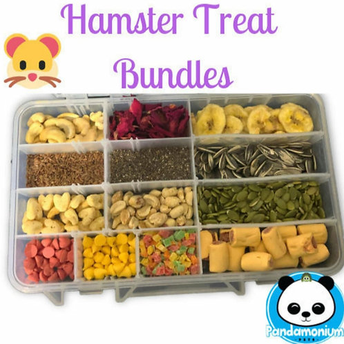 Hamster Treat Bundles- Rat Treat Bundles