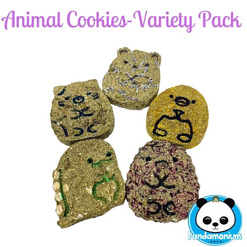 Animal Cookies- Variety Pack