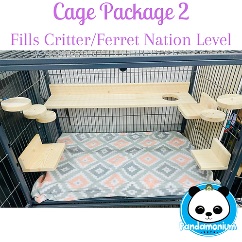 Cage Package 2