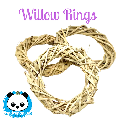 Willow Rings- Willow Wreaths
