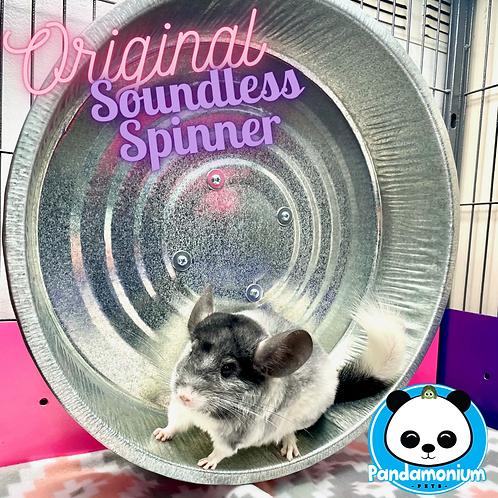 Original Soundless Spinner™-Chinchilla wheel, Rat wheel, Degu Wheel