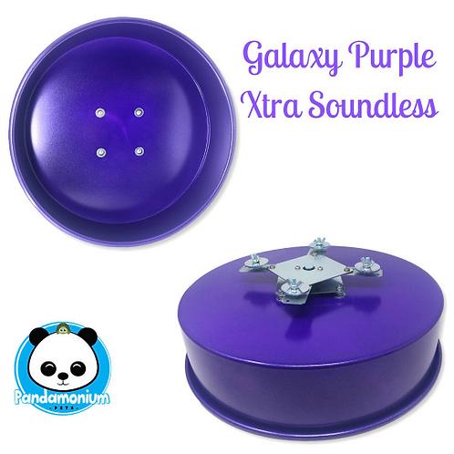 Galaxy Purple XTRA Soundless Spinner- Xtremely LIGHT! Pandamonium Pets