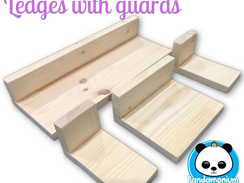 Ledges with Guards