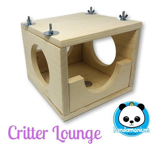 Critter lounge