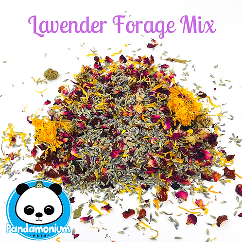 Lavender Forage Mix